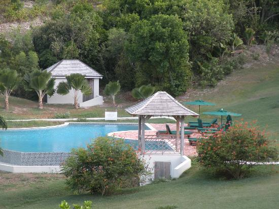 Nonsuch Bay Resort: 'Our' one of three pools