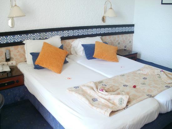 Hotel Marhaba Beach: our room 262