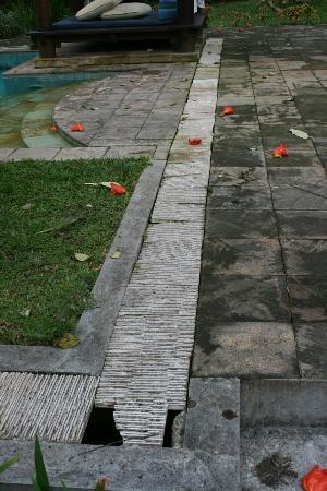 d'Omah Hotel Bali: main pool hotel