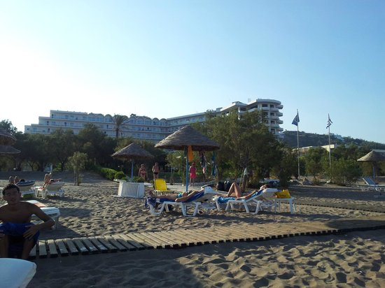 Pegasos Deluxe Beach Hotel: Hotel