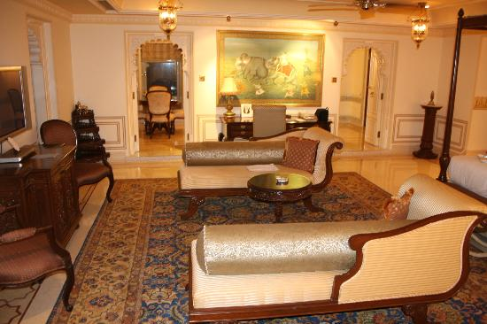 Taj Lake Palace Udaipur: PERFECTO