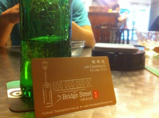 Alley No.5 Cafe: bridge street cafe