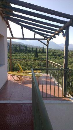 Marcos Villas : balcony
