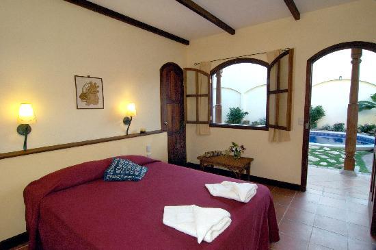 Hotel Patio del Malinche: Habitacion