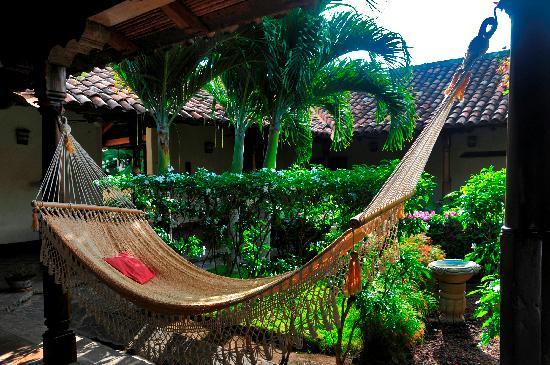 Hotel Patio del Malinche: Hamaca