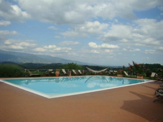 Il Gavillaccio: Swimming pool 