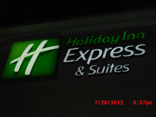 Holiday Inn Express Hotel & Suites: holiday inn express&suites