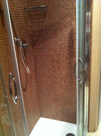 Hotel Carla: doccia