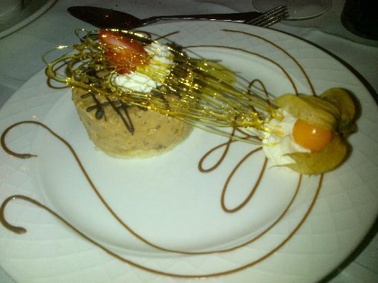 The Ardilaun Hotel: Dessert
