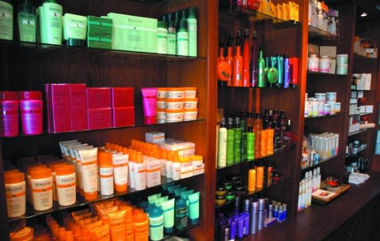 Body Essentials Day Spa: Retail products for sale