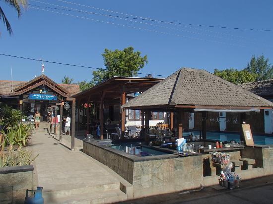 Trawangan Dive Resort: Trawangan Dive