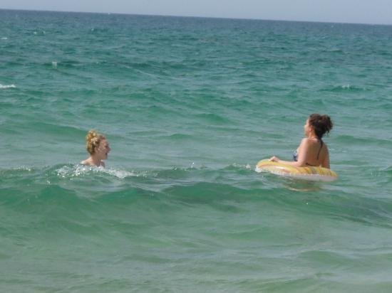 Playa de Bolonia: Altlantic Waters Bolonia Tarifa