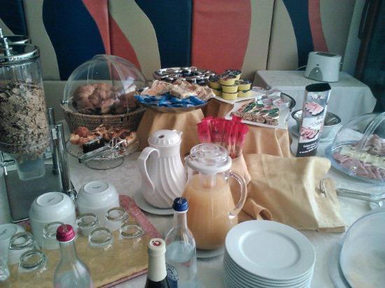 Hotel Select: colazione
