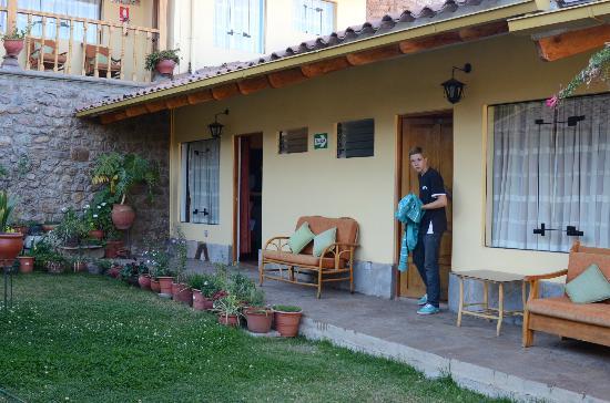 Koyllur Inn : Rooms 107 and 108