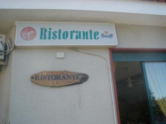 Villaggio Alkantara: stołówka