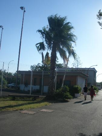 Villaggio Alkantara: domek