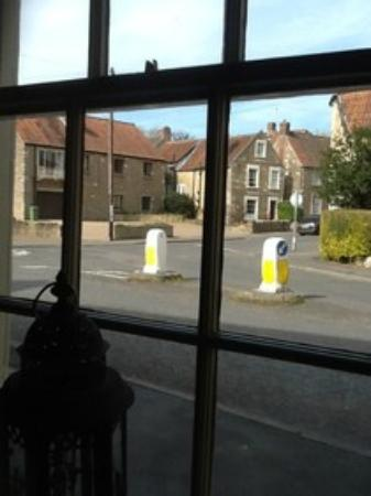 The Woolpack Inn: view from the front pub