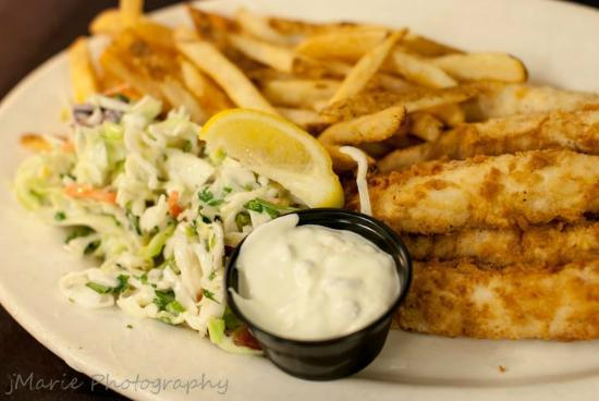 Hannah's & Harry's : Fish n' Chips