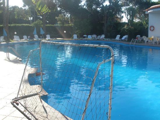 Villaggio Alkantara: basen