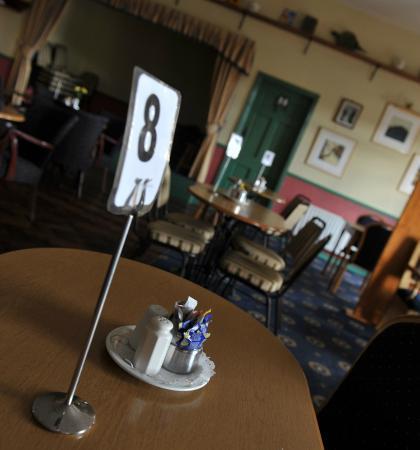 Carna Bay Hotel: Ambiance garantie dès 22 heures...