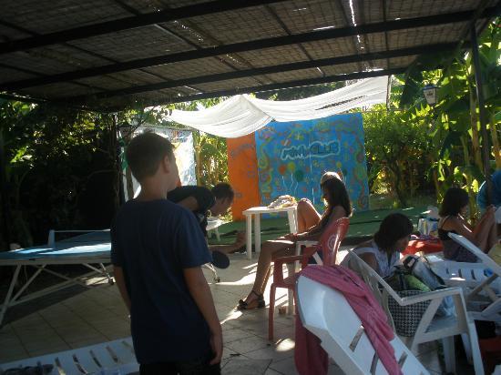 Villaggio Alkantara: miejsce gier przy basenie