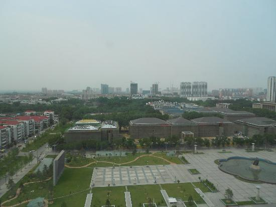 Congtai Grand Hotel : Excellent view