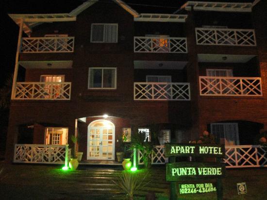 Apart Hotel Punta Verde: Frente del Apart