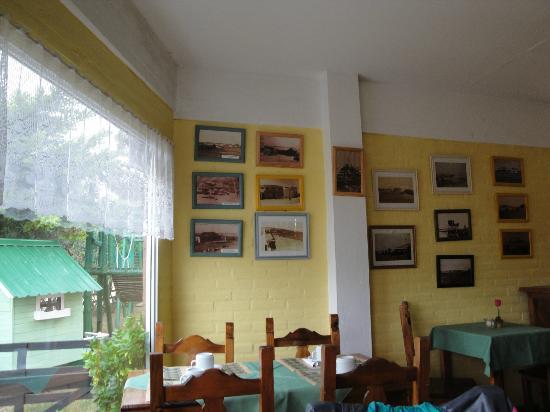 Apart Hotel Punta Verde: Desayuno