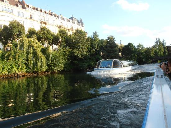 Strasbourg, Frankrike: TURISTAS EN BATORAMA