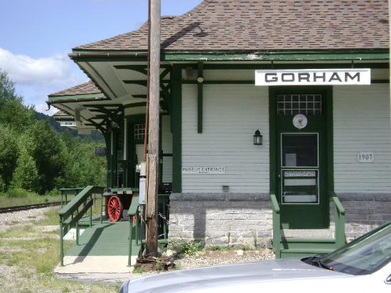 ‪Gorham Historical Society & Railroad Museum‬