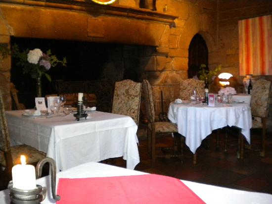 Manoir de Moellien : Dining room