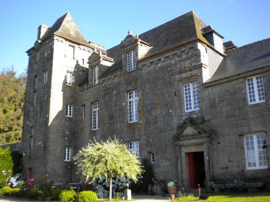 Manoir de Moellien : Manoir, main building