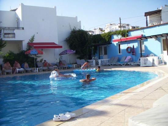Arya Aparthotel: pool