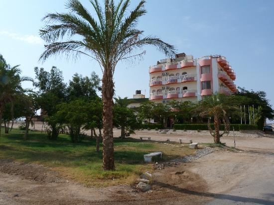 Hotel Ali Baba: La facade de l'Hotel
