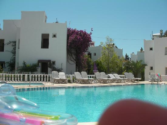 Arya Aparthotel: lovely pool
