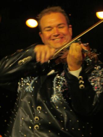 Presley's Country Jubilee: Cortlandt ingram - Fiddle/Guitar