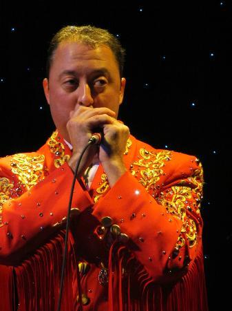 Presley's Country Jubilee: Greg Presley- Harmonica/Bongos