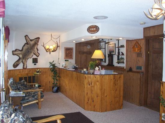 Dwight Village Motel: main lobby