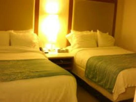 SpringHill Suites Winston-Salem: Comfy beds
