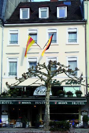 Hotel-Cafe Löhr: Hauptgebäude