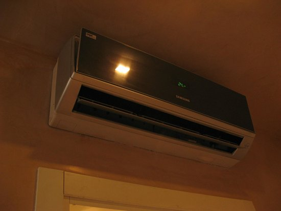 B&B Relais La Maison: Air conditioning