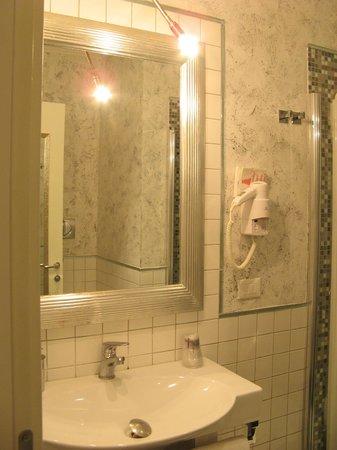 ريليه لاميزون دي لوكس: Bathroom 