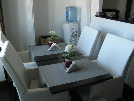 B&B Relais La Maison: dining room