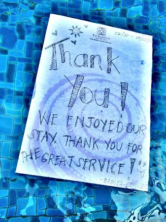 The Elements Krabi Resort: Thank You