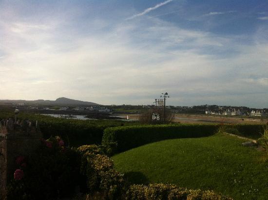 Ingledene : The incredible view.