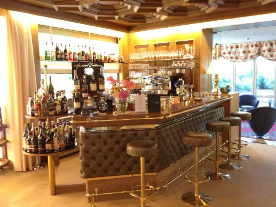Park Hotel Mignon & Spa: The Bar