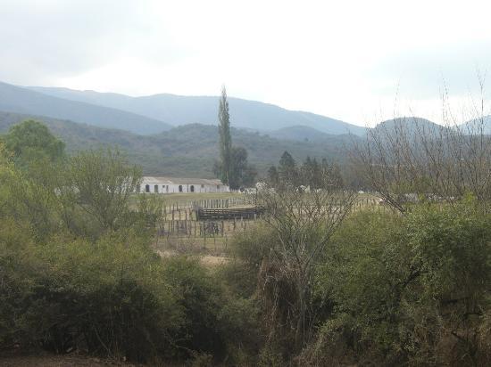 SAYTA Ranch - Horseback Riding Tours: Chicoana