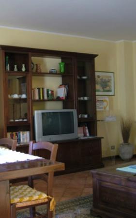 Bed and Breakfast Scoprisicilia: Zona soggiorno appartamento indipendente