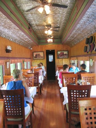 Train Station Inn: restaurant