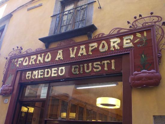 Forno a vapore amedeo giusti lucca restaurant reviews - Forno a vapore opinioni ...